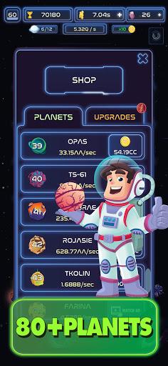 Space Merge: Galactic Idle Game 1.4.1 screenshots 4