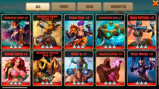 Juggernaut Wars - raid RPG games 1.4.0 screenshots 4