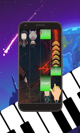 New Anime Games ud83cudfb9 Piano Kimetsu No Demon 2020 1.0.0 screenshots 3