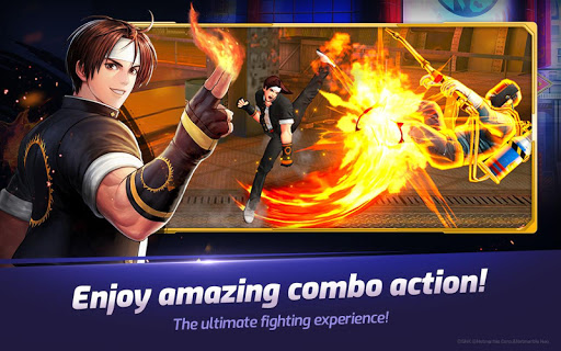 The King of Fighters ALLSTAR 1.7.3 screenshots 11