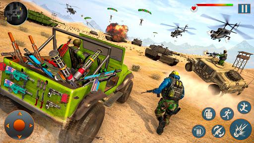 Counter Terrorist Gun Strike: Free Shooting Games 2.4 screenshots 5