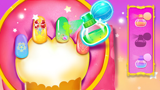 Little Panda: Princess's Pet Castle screenshots 3