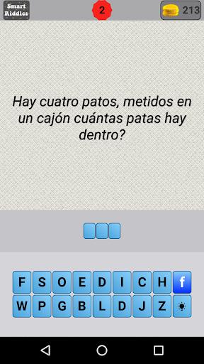 Acertijos y Adivinanzas screenshots 1