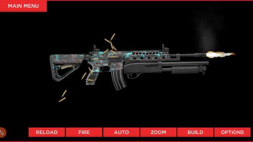 Weapon Builder Simulator Free 1.6 screenshots 4