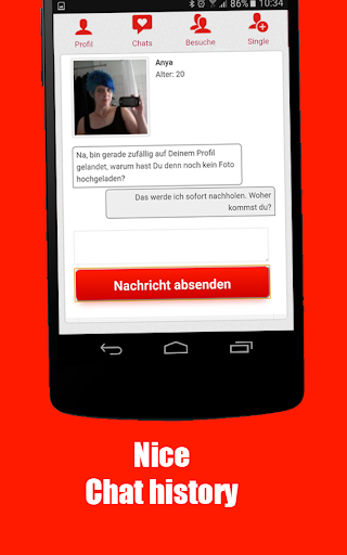 Free Dating App & Flirt Chat - Match with Singles 1.1413 Screenshots 4
