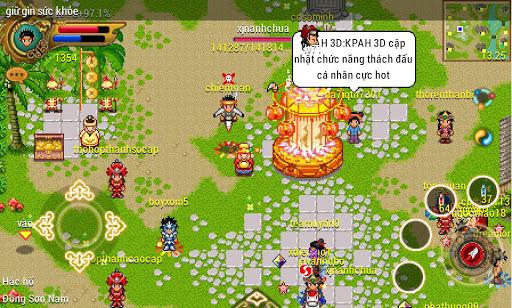 Khu00ed Phu00e1ch Anh Hu00f9ng 2.0.1 screenshots 5