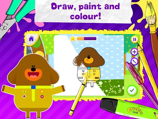 CBeebies Get Creative: Paint  screenshots 11