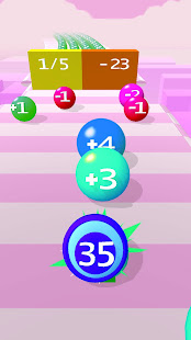 Addition Balls 3D 2 APK + Мод (Unlimited money) за Android