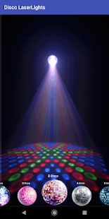 Disco LaserLights Screenshot