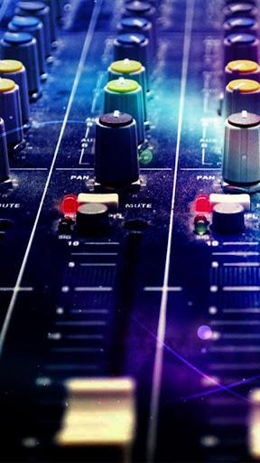 Music Sound Live Wallpaper  Screenshots 4