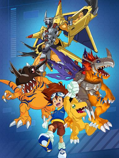 Digimonuff1aUltimate Evolution 1.0.12 screenshots 6