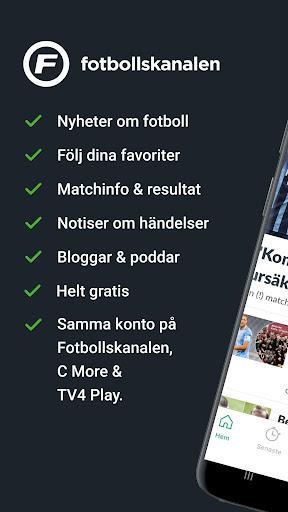 Fotbollskanalen 1.13.6 screenshots 1
