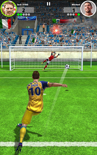 Football Strike - Multiplayer Soccer goodtube screenshots 6