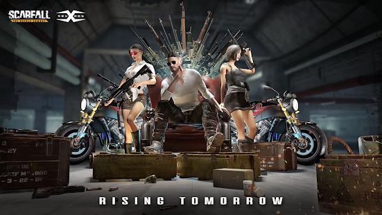 ScarFall: le combat royal screenshots apk mod 1