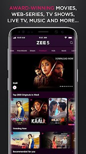 ZEE5 Premium MOD APK Latest [100% Unlocked] free download 2