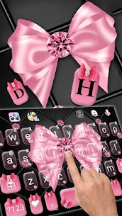 Luxury Pink Bow Keyboard For Pc   How To Use (Windows 7, 8, 10 And Mac) 2