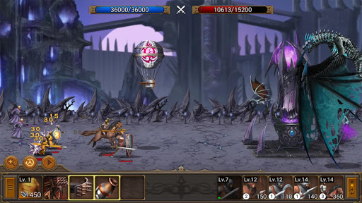 Battle Seven Kingdoms : Kingdom Wars2 android2mod screenshots 4