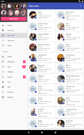 InDating - new dating 2.2.4 Screenshots 8
