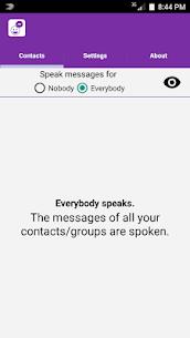 Talking Messengers 1