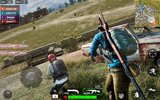 Sniper Assassin Secret War Mission 1.3 Screenshots 15