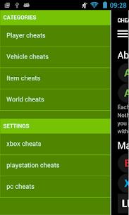 Free Cheat Codes for GTA V 2