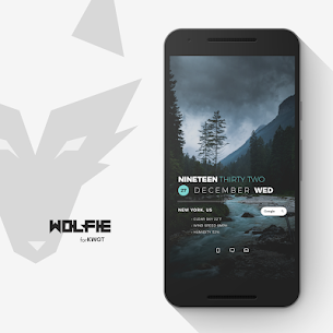 Wolfie for KWGT Apk [Paid] Download for Android 8