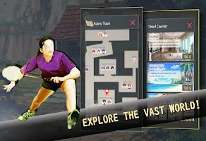 BattleCross - Card RPG Badminton Indie Game