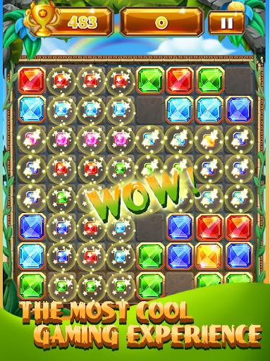 puzzle block egyptian quest screenshot 3