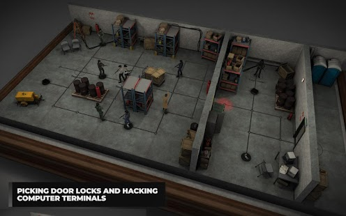 Spy Tactics Screenshot