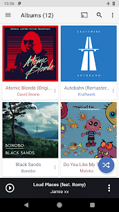 Download CloudPlayer Platinum APK music player 1.8.4 (Patched) 1