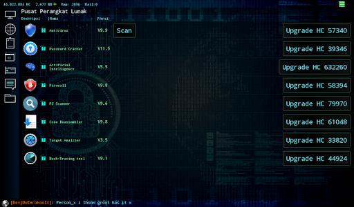 Hackers Online (MMO Simulator)  Screenshots 12