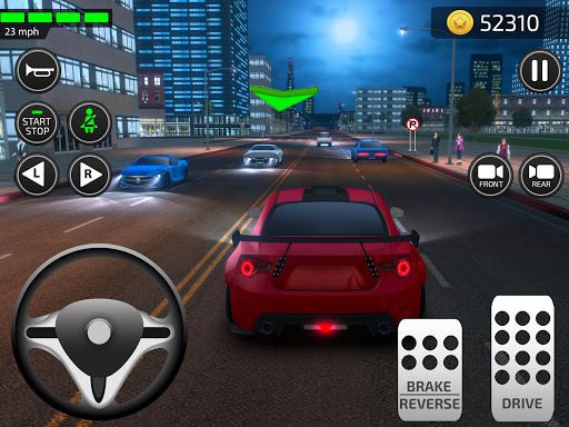 Driving Academy: Car Games & Driver Simulator 2021 3.0 Screenshots 19