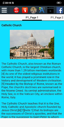 Foto do History of the Catholic Church