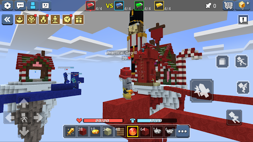 Code Triche Blockman Go Beta (Astuce) APK MOD screenshots 3
