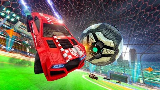 Rocket Car Football League: Soccer Rocket League Latest screenshots 1