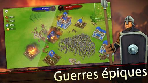 War of Kings: stratégie mobile APK MOD – Pièces de Monnaie Illimitées (Astuce) screenshots hack proof 2