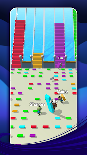 Bridge Run  Stairs Build Competition Apk 4