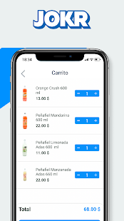 JOKR - Grocery Delivery Screenshot