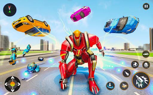 Helicopter Robot Car Game u2013 Bike Robot games 2021 Apkfinish screenshots 8
