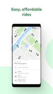 Bolt: Fast, Affordable Rides Screenshot