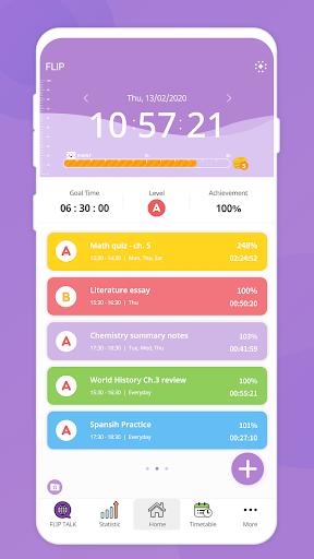 FLIP - Focus Timer for Study 1.19.15 Screenshots 2