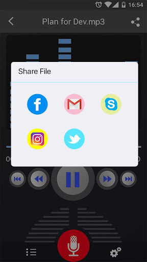 Voice Recorder 49 Screenshots 24