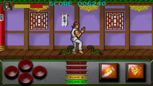 Retro Kung Fu Master Arcade 1.18 screenshots 17
