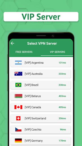 Fast VPN - Fast & Free & Secure VPN Proxy apktram screenshots 6