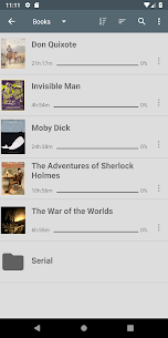 Listen Audiobook Player 4.6.6 Apk 4