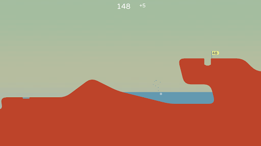 golf on mars screenshot 2