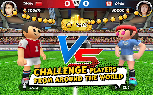 Mobile Football MOD APK 2.0.10 (Ads Free) 11