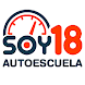 Soy18 Autoescuela - Androidアプリ