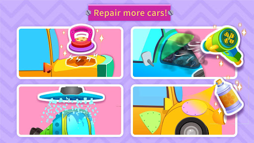 Little Panda's Auto Repair Shop  Screenshots 5