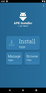 APK Installer by Uptodown Apk Download New 2021 1